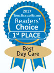 Readers Choice Best Day Care